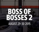 Boss Of Bosses 2: USPA Powerlifting Stream