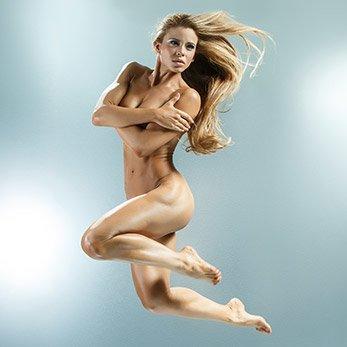 Naked hard bodied women 2