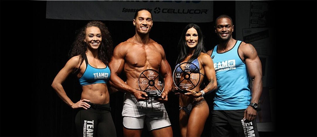 2015 BodySpace Spokesmodel Search Winners