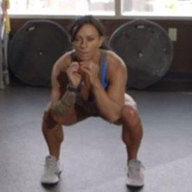 Bodyweight squat
