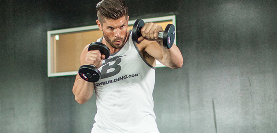 Brian Casad's Ultimate Fat-Burning Workout