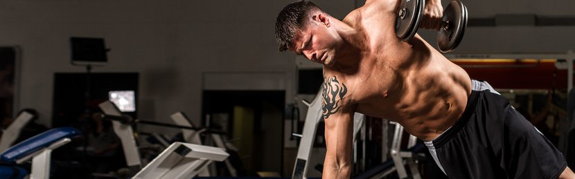 Brian Stann's Muscle Building Program