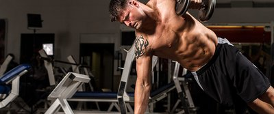 Brian Stann's Muscle Building Program