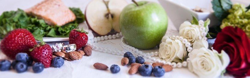 Buff Bride: Wedding Nutrition