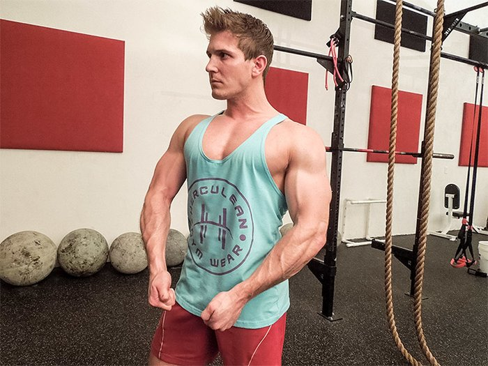 Build Your Best Chest With Two Workouts A Week!