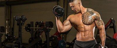 10 Keys For Building Monster Biceps