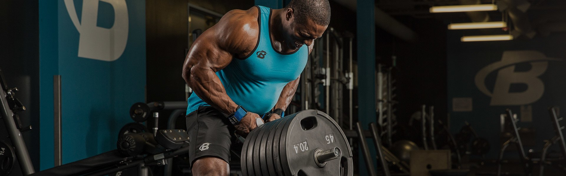 build muscle strength, size, and endurance in one workout!, Muscles