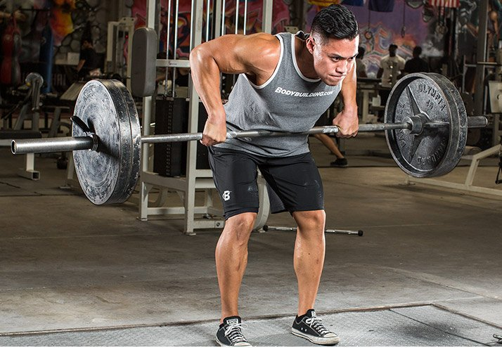 Increase The Weight Drop Reps