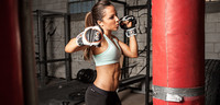Cardio Kickboxing With Chady Dunmore