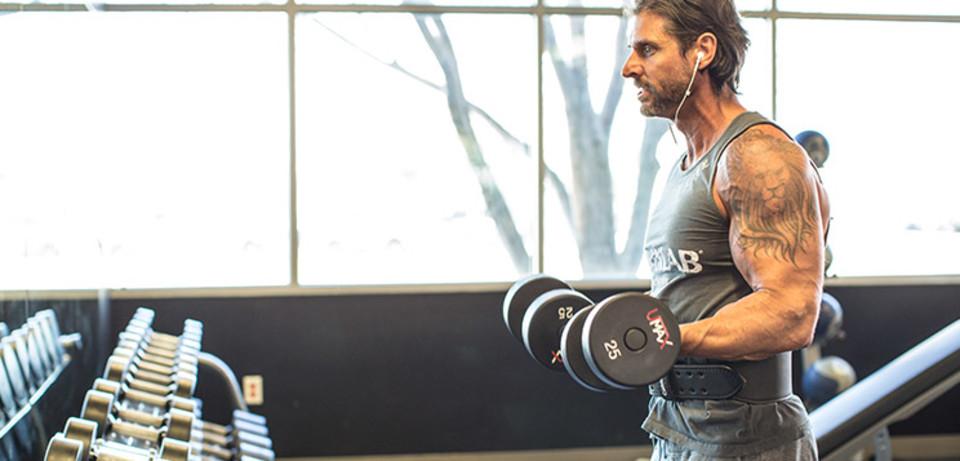 Chris Thompson S No Excuses Arm Workout