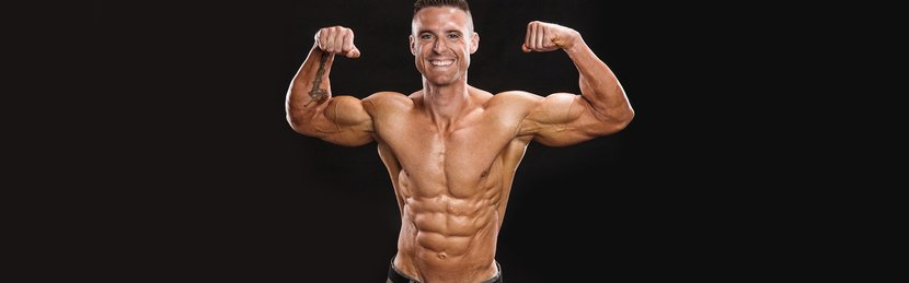 Cory Gregory's Two-Step Plan To Granite Abs!