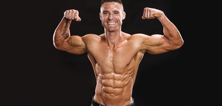 Cory Gregory's Two-Step Plan To Granite Abs