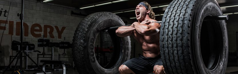 Craig Capurso's 14 Tips For Bigger Legs