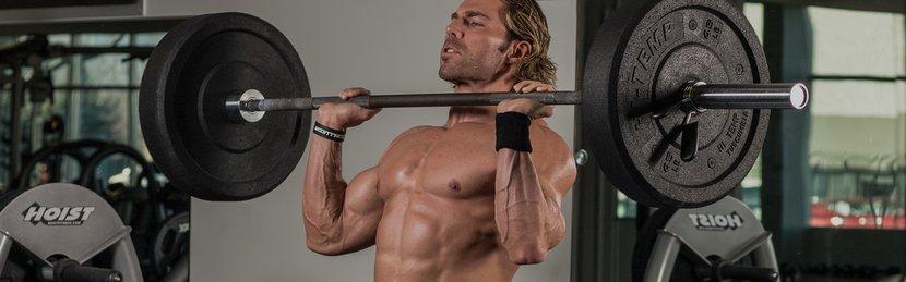 Craig Capurso's Hi-Def Shoulder Workout