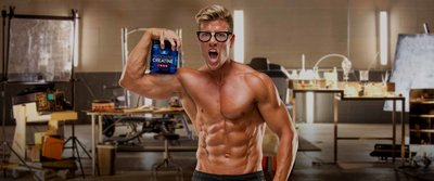 Test Your Knowledge About Creatine! banner