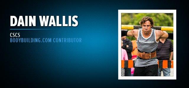 Dain Wallis, CSCS