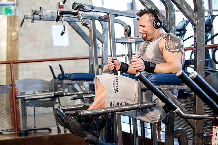 Instead of counting the reps, make the reps count.
