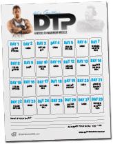 Kris Gethin  Week Muscle Building Program Pdf