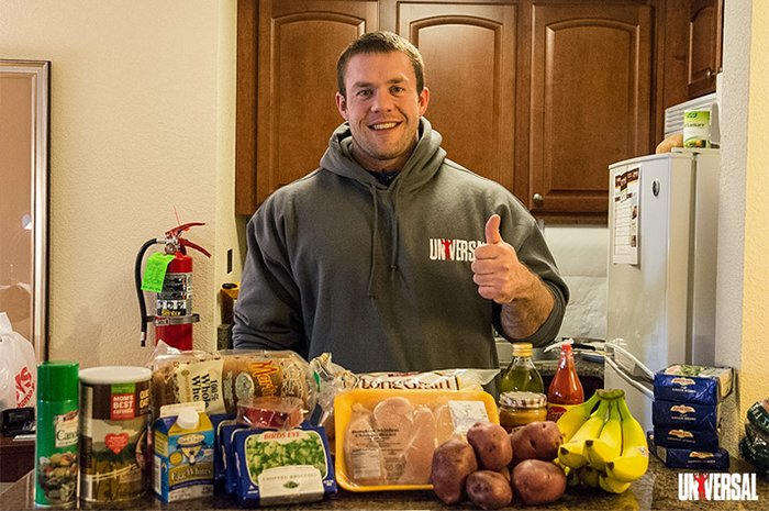 202g of protein diet