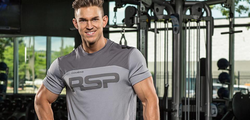 Fitness 360: Abel Albonetti, Model Behavior
