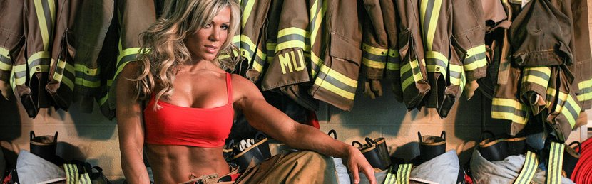 Fitness 911: 6 Super-Fit Men And Women Who Serve And Protect