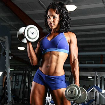 Alicia Harris: Fast Track To Fitness