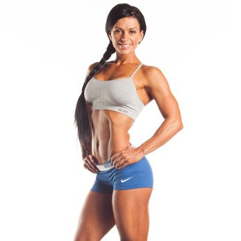 Ashley Horner: Fitness Forward