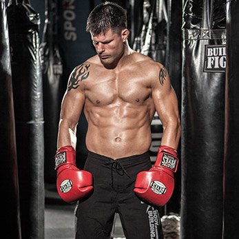 Brian Stann: Striking Power