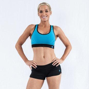Michelle Hanson Mondelli: Fitness Model & Competitor