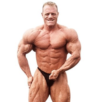 Neil Hill: UK's Bodybuilding Legend & Yoda