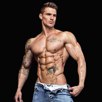 Ross Dickerson: Crazy Fit Brit
