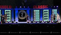 2015 Arnold Model Search Winners Introductions Replay