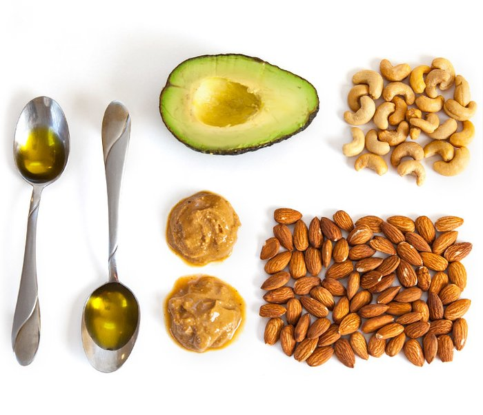 216g of healthy fat diet