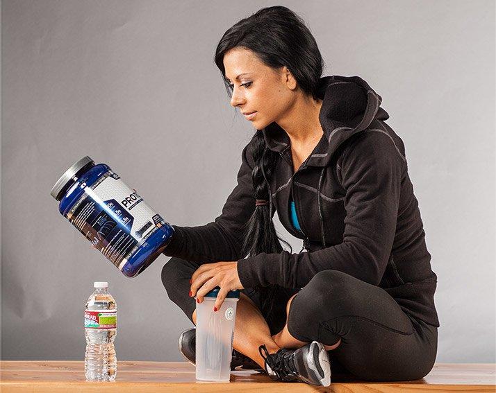 Gain An Edge Through Intra-Workout Supplementation