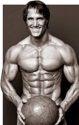 Greg Plitt's 9 Laws To A Cover-Model Body