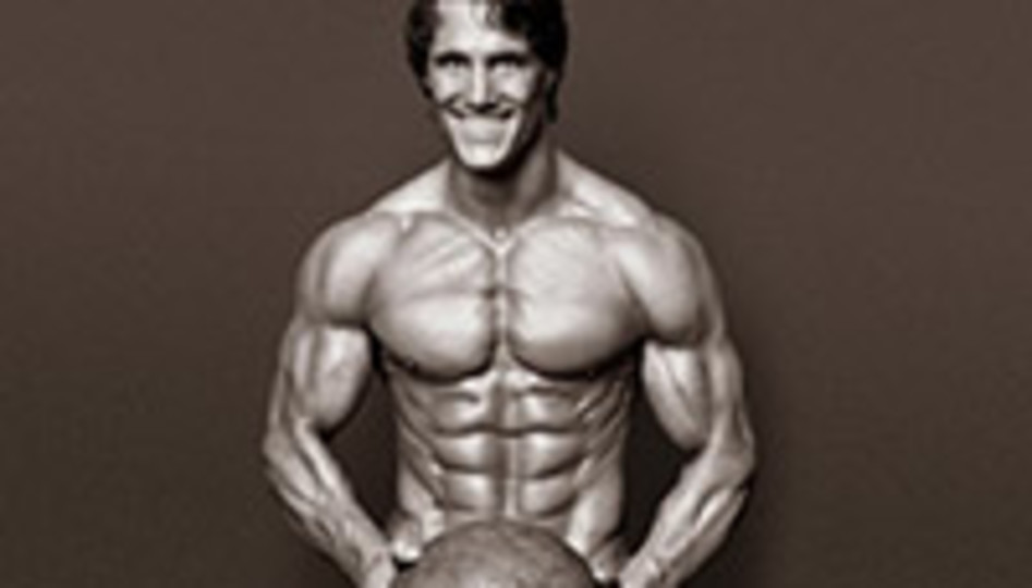 greg plitt's 9 laws to a cover-model body, Muscles