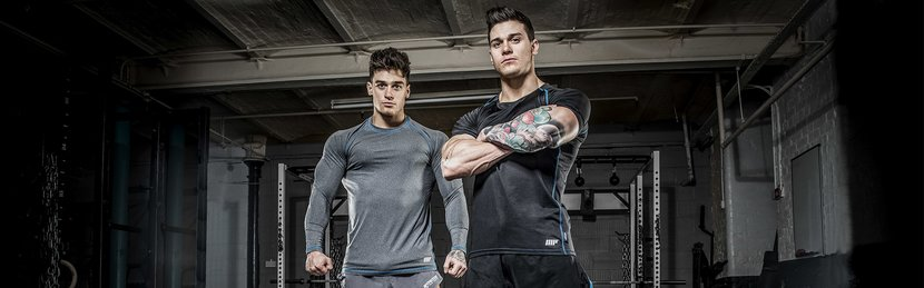 HD High-Volume Leg Workout With The Harrison Twins