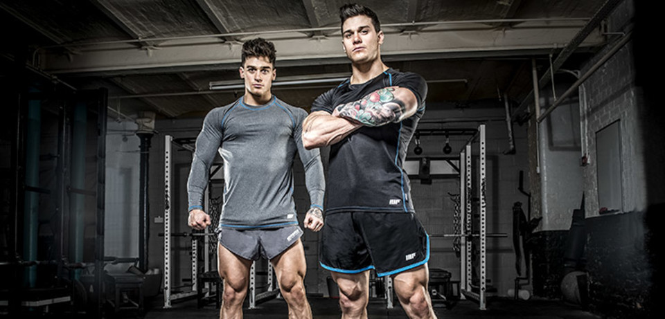 Hd High Volume Leg Workout With The Harrison Twins