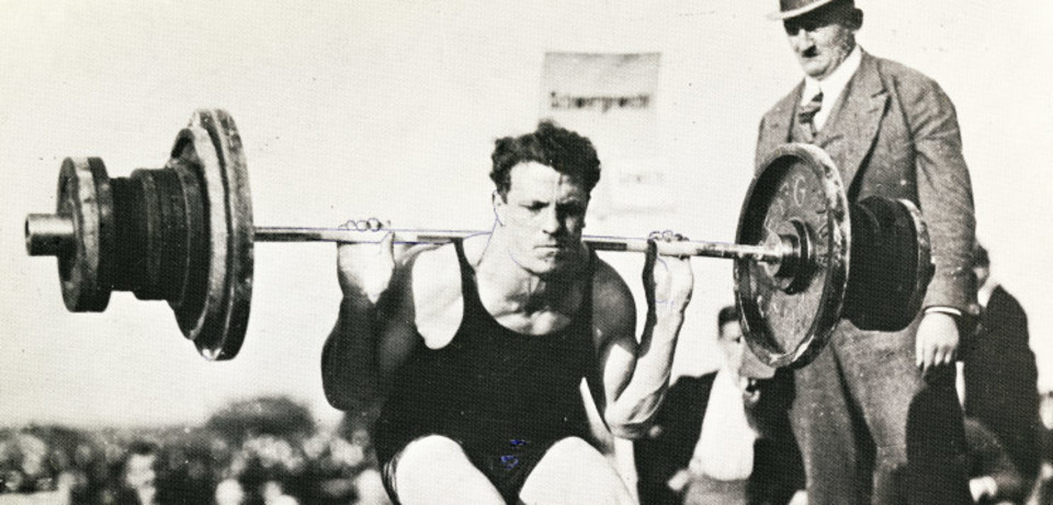 Squat Every Day: The History Of The Squat