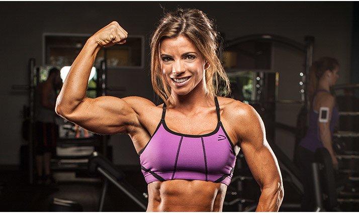 how to not look flat bodybuilding