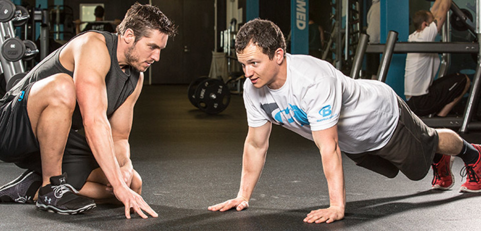Yourself The Best Trainer At Any Gym