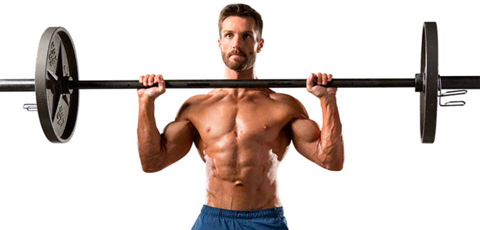 How To Overhead Press A Beginner S Guide