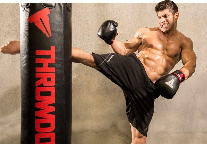 How To Train Like An MMA Badass
