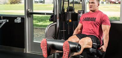 Hunter Labrada's 5 Moves To Massive Legs