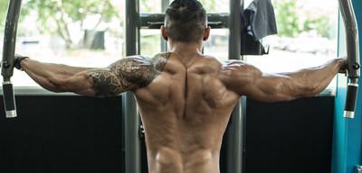 Jake Alvarez's Shoulder-Gains Workout