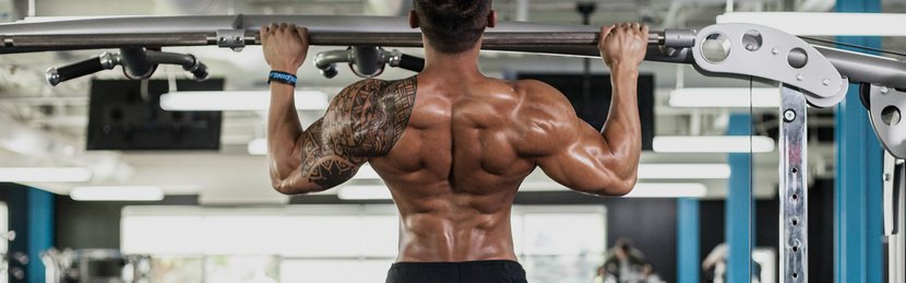 Jake Alvarez's 5 Moves To A Bigger, Stronger Back