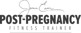 jamie eason post pregnancy logo v
