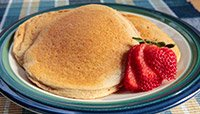 Jamie Eason's Pumped-Up Pancakes