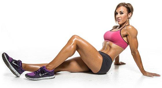 Jessie Hilgenberg S Muscle Building Tips Bodybuilding Com