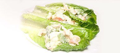Low-Carb Lobster Boats